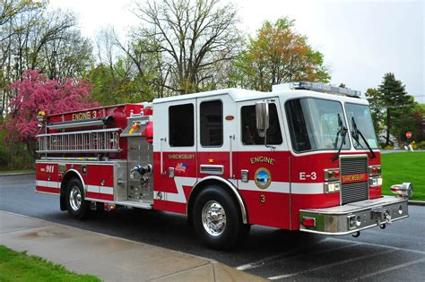 Kitchen Design Massachusetts by New Fire Engine Arrives In Shrewsbury Shrewsbury
