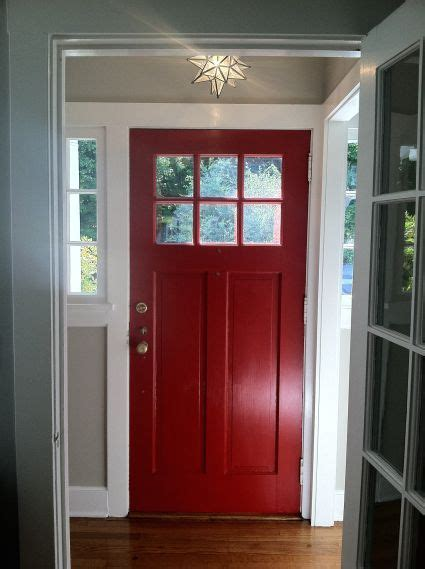 Benjamin Moore Heritage Red   Color and Design   Pinterest
