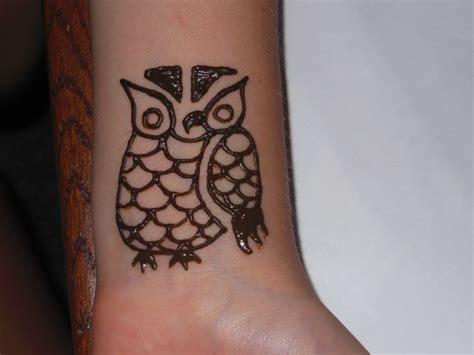 owl henna tattoo tumblr henna owl hennas henna and owl