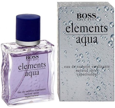 Hugo Element Aqua 100 Ml hugo elements aqua edt 100ml parf 252 m v 225 s 225 rl 225 s olcs 243