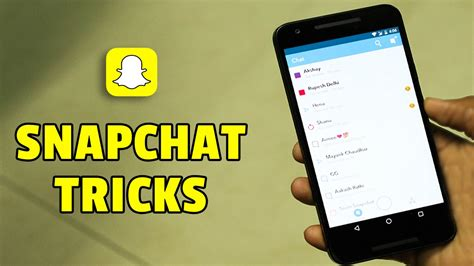snapchat secrets for android 7 cool new snapchat tricks you must 2016