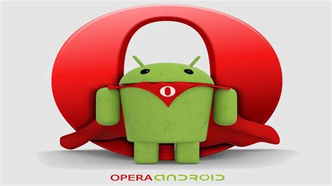 opera for mobile opera mobile classic na android