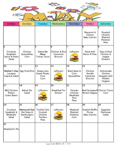 printable budget recipes 23 best kid friendly menu plans images on pinterest