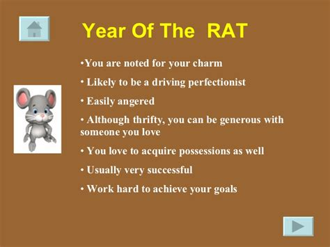 new year meaning of rat zodiac