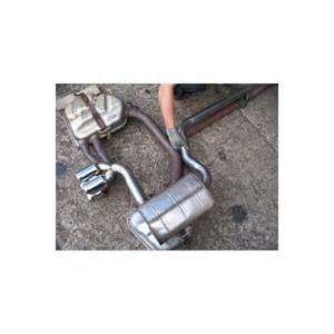 Quicksilver Exhaust Systems Uk Quicksilver Quicksilver Performance Exhaust System Cooper