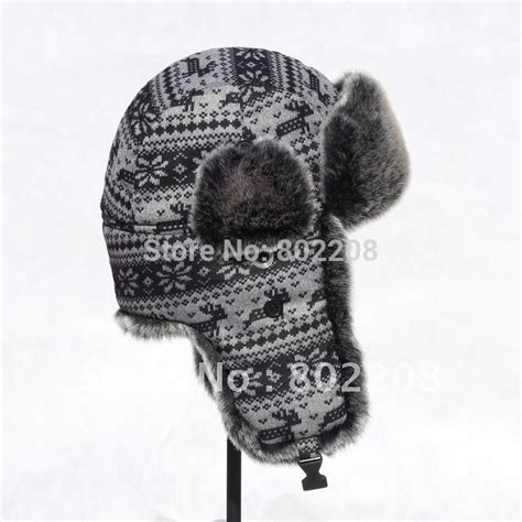 Winter Proof Your New Buys by New 2013 Fashion Wind Proof Winter Trapper Hat Russian Hat