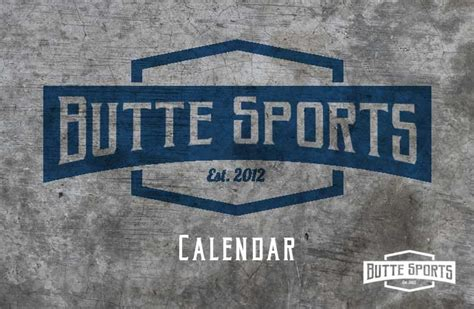 Butte College Calendar Day To Day Schedule Buttesports
