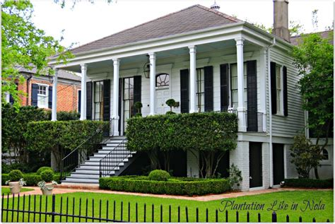 new houses that look like old houses new orleans homes and neighborhoods 187 new orleans homes