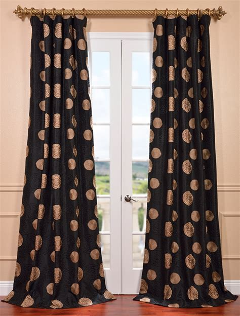 black drapes and curtains online drapery store shop online discount window curtains
