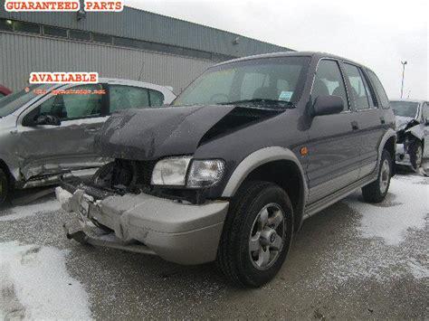 Kia Sportage Parts Uk Kia Sportage Breakers Sportage Dismantlers