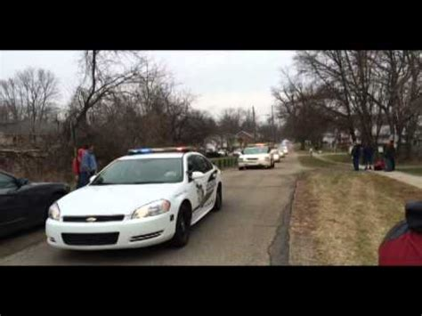 Ingham County Sheriff S Office by From The Funeral For Ingham County Sheriff S