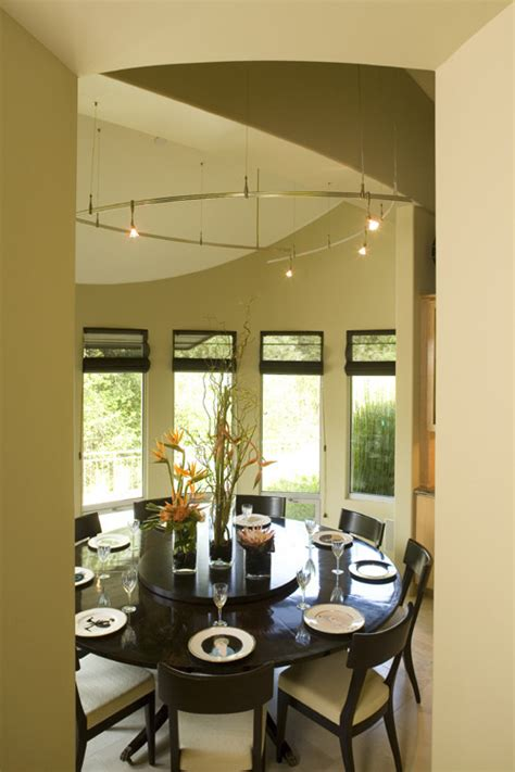 The Circular Dining Room by Round Dining Room Table With Lazy Susan Image Mag