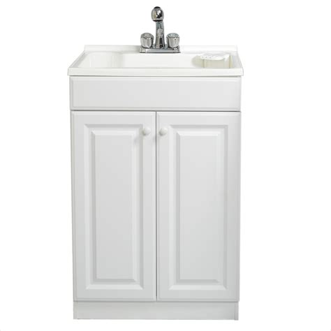 utility sink with cabinet stainless steel utility sink