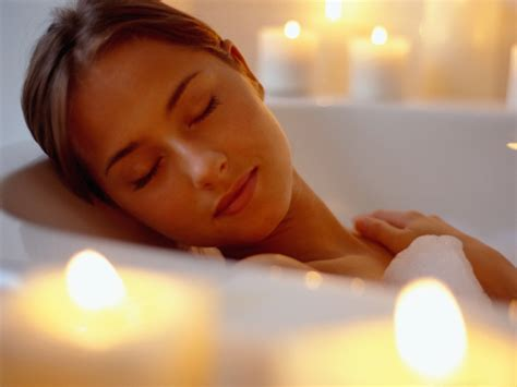candele bagno farsi un bel bagno con le candele giuste io donna