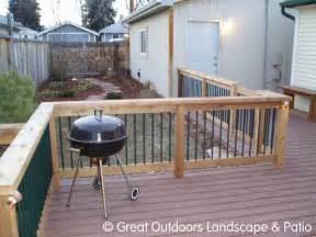 patio decks concrete ideas for patios and decks design ideas for house