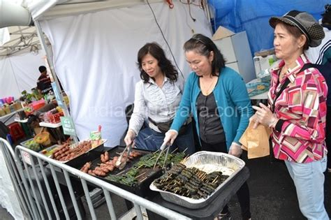 new year food stalls lunar new year celebrations melbourne s