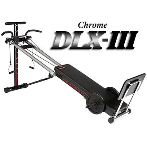 bayou fitness total trainer dlx iii home and 21