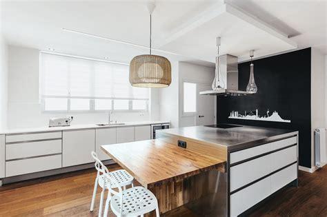 disena tu isla de cocina cuanto espacio necesitas