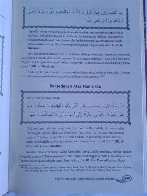 Riyadhus Salihin Imam Nawawi Isi 2 Buku buku husnul uswah riyadhus shalihin untuk muslimah
