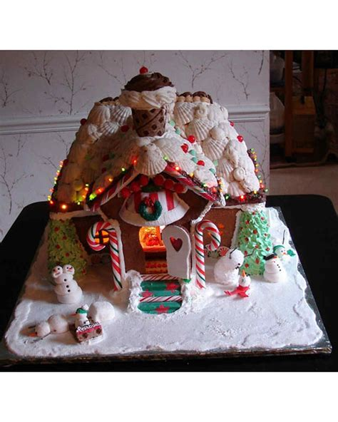 Home Made Xmas Decorations your best gingerbread houses martha stewart