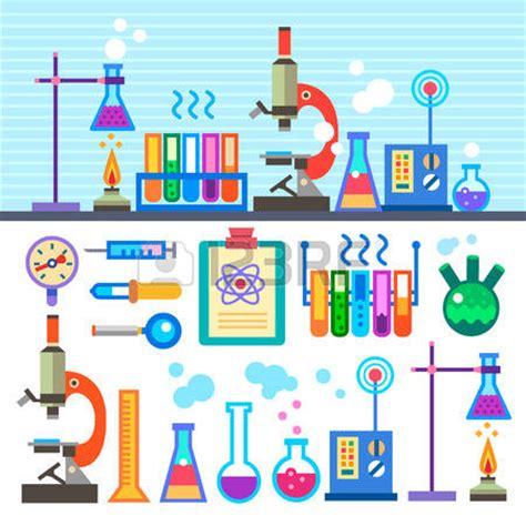 imagenes laboratorio escolar laboratorio de qu 237 mica en estilo plano vectores