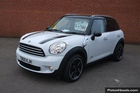Mini Cooper 4x4 Countryman by Used Mini Countryman Cars For Sale With Pistonheads