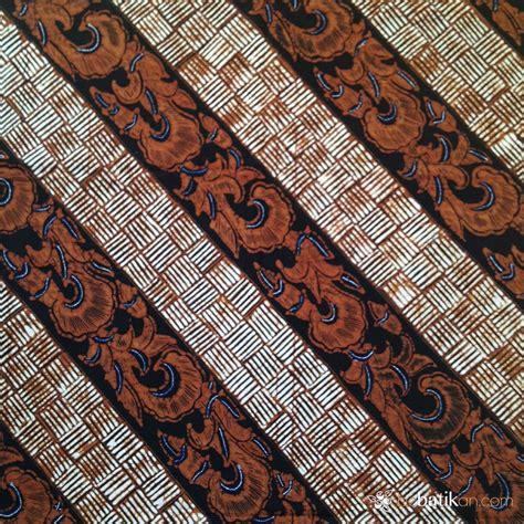 Kain Batik Tulis 07 kain batik tulis alus with anyam seling buket pattern patterns kain batik and