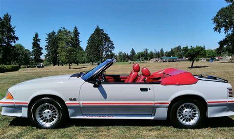 1989 mustang cobra 1989 ford mustang cobra gt mustang convertible 5 0 v8