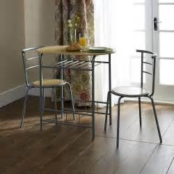 2 Seat Dining Table Sets Breakfast Dining Set 3 At Wilko