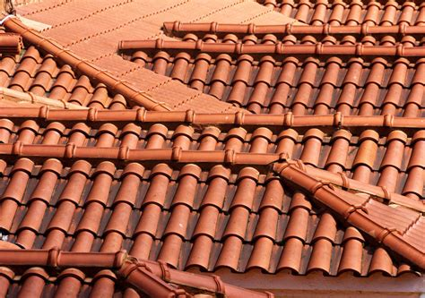 Ceramic Roof Tiles What S On Your Roof Best Cabinets