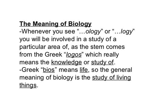 biography definition exle topic 1 what is biology