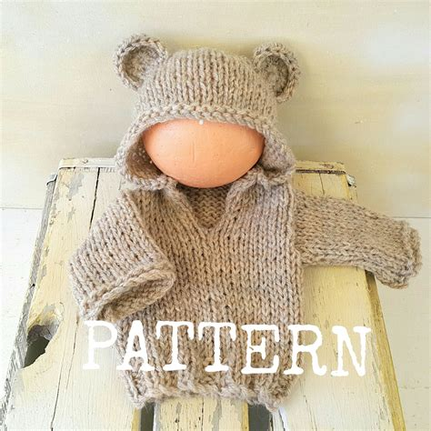 baby hoodie knitting pattern crafty stuff baby knits and photo props baby hoodie