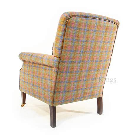 Tetrad Chairs by Tetrad Harris Tweed Bowmore Chair