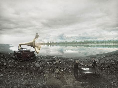 designboom photography erik johansson breaks the boundaries of reality with brain