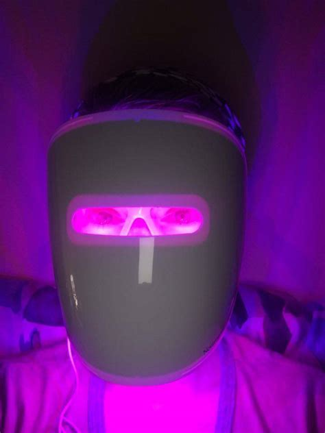 truly clear light therapy reviews neutrogena visibly clear light therapy mask review