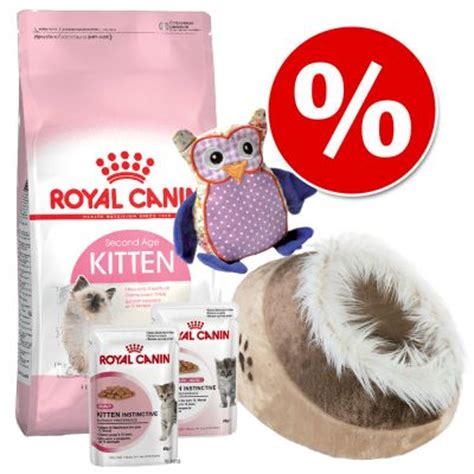 royal canin kitten royal canin kitten starter set