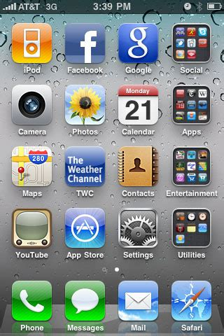 ios 4 features: multitasking, folders, and much more mac