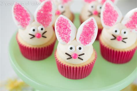 Decor Cupcake by Easy Easter Cupcake Decorating And Decor Your Cup Of Cake