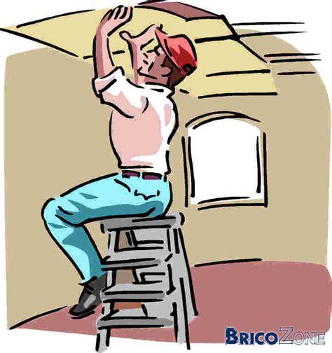 Comment Réparer Une Fissure Au Plafond by Rparer Une Fissure Au Plafond Comment Jointoyer Les