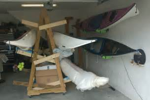 storage rack plans for 6 kayaks needed message boards