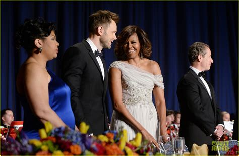 president obama white house correspondents dinner 2014 full sized photo of president obama shares jokes at white house correspondents dinner