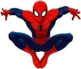 38 spiderman clipart images