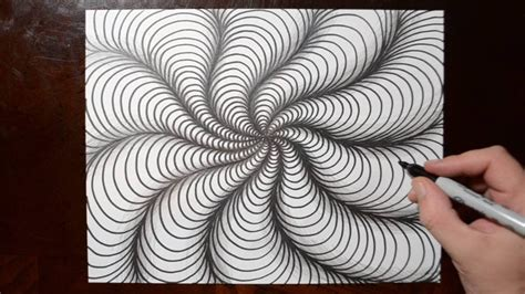 How To Draw A Spiral Shell