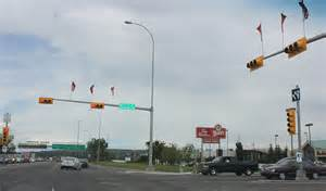 light installation calgary request for a traffic signal to be placed at an