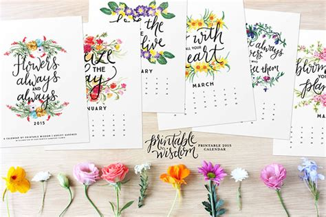 printable calendar with inspirational quotes printable 2014 calendar with quotes quotesgram