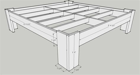 diy bed frame plans diy bed frame plans bed frame plans