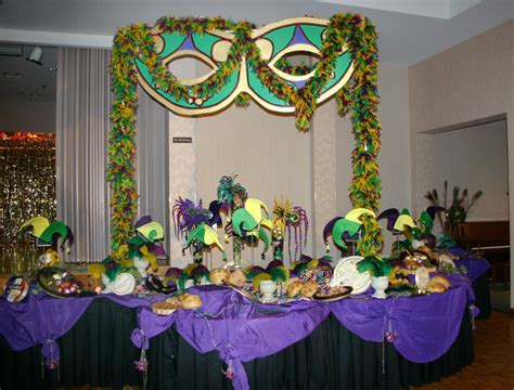 decorations for mardi gras theme mardi gra decorations