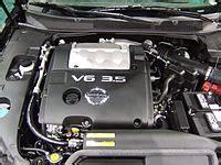 2007 Nissan Maxima Engine Nissan Vq Engine