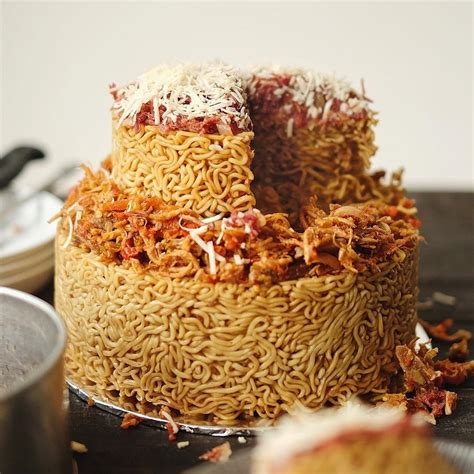bukan  tart  makanan pengganti kue ulang