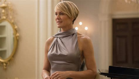 house of cards season 3 robin penns hair house of cards why robin wright s claire underwood is the